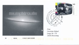 GERMANY Mi. Nr. 3260 Deutsche Fernsehlegenden  50 Jahre Raumpatrouille Orion - FDC - FDC: Covers