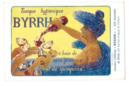 CPA BYRRH A CADIOU ART NOUVEAU - Illustratoren & Fotografen