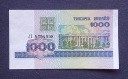 Belarus Biélorussie Weißrussland 1000 Rb 1998 UNC - Belarus