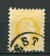 Osterreich Nr.35 I              O   Used              (3488) - 1850-1918 Empire