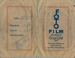 ASTURIAS / GIJÓN - FOTO FILM GIJÓN , PUBLICIDAD , FOTOGRAFIA , PHOTO , PHOTOGRAPHY - Material Y Accesorios