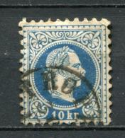 Osterreich Nr.38 I              O   Used              (3494) - 1850-1918 Empire