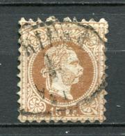 Osterreich Nr.39 I              O   Used              (3495) - 1850-1918 Empire