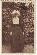 !! Frameries - Cpa- Soeur Marie Macaire ) Dans La Clinique N.D. Dxes Sept Douleurs - 1936 - Frameries