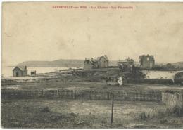 Barneville-sur-Mer  Les Chalets Vue D'ensemble  (2638) - Barneville
