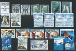 3217 - Lot De 22 Timbres Australian Antarctic Territory - Australisches Antarktis-Territorium (AAT)