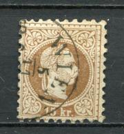 Osterreich Nr.39 II              O   Used              (3501) - 1850-1918 Empire