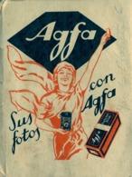 ASTURIAS / LA CARIDAD , CASA SÁNCHEZ - PUBLICIDAD , FOTOGRAFIA , PHOTO , PHOTOGRAPHY , AGFA - Material Y Accesorios