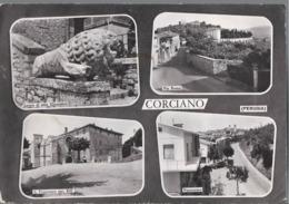 Corciano - 4 Vedutine - Perugia - H5796 - Perugia