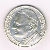 MEDAILLE JAN PAWEL II  POLEN /8186/ - Polen