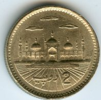 Pakistan 2 Rupees 2002 KM 64 - Pakistan