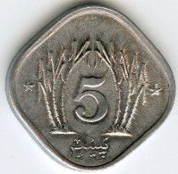 Pakistan 5 Paisa 1994 KM 34 - Pakistan