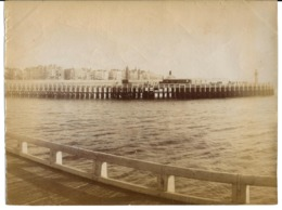 Oostende 1893 Photo 24,5x18,5 - Photos