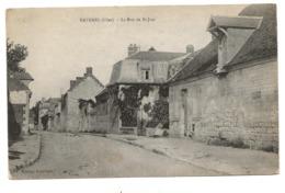 RAVENEL - La Rue Saint Just - France