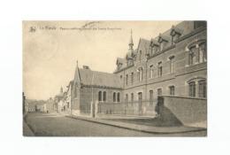 Le Roeulx  -  Pensionnat Saint-Joseph Des Soeurs Augustines (1920). - Le Roeulx