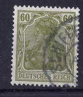 Deutsches Reich 147 II Gest., Geprüft Infla - Alemania