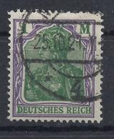 Deutsches Reich 150 Gest., Geprüft Infla - Germany