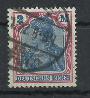 Deutsches Reich 152 Gest., Geprüft Infla - Germany