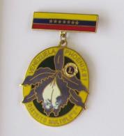 1 Pin's LION'S CLUB VENEZUELA PHOENIX 81 - Verenigingen