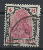 Deutsches Reich 153 Gest., Geprüft Infla - Germany