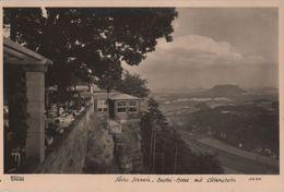 Sächsische Schweiz - Bastei-Hotel Mit Lilienstein - 1957 - Altri