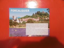 D 04 - Forcalquier - Forcalquier