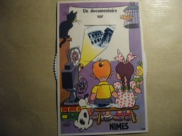 1 Carte Postale De BOZZ (systeme) - Illustratori & Fotografie