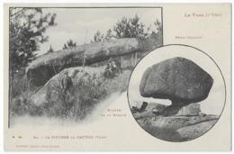 Tarn Le Sidobre De Castres Peyro-Clabado Rocher De La Barque - France