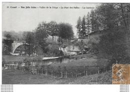 Ussel - Nos Jolis Coins -Vallée De La Diège -Le Pont Des Salles-La Carderie - Ussel
