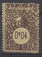 Indochine VIET NAM Marché De Vinh TIMBRE - FISCAL - POSTAL REVENUE - Other