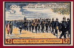 Allemagne 1 Notgeld  De 50 Pfenning Stadt  Lockstedterlager (RARE )   Dans L 'état N° 4927 - [ 3] 1918-1933 : República De Weimar