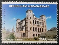 MADAGASCAR 2014 - MICHEL Mi. 2669 - RELATIONS CHINA ARCHITECTURE PALAIS DE LA REINE QUEEN PALACE - RARE MNH - Madagascar (1960-...)