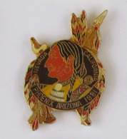 "1 Pin's LION'S CLUB ""INDIEN"" NEVADA/CALIFORNIA - PHOENIX ARIZONA 1981 - Verenigingen"