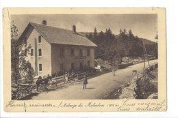 22585 - Vallée De Joux Auberge Du Molendruz - VD Vaud