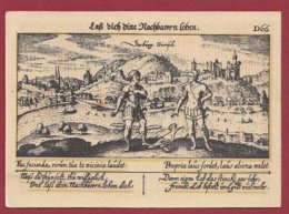 Allemagne 1 Notgeld  De 50 Pfenning Stadt  Saarburg  (RARE )   Dans L 'état N° 4931 - [ 3] 1918-1933 : República De Weimar