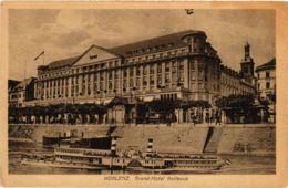CPA AK Koblenz- Grand Hotel Bellevue GERMANY (903554) - Koblenz