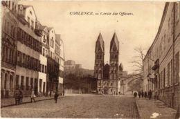 CPA AK Koblenz- Cercle Des Officiers GERMANY (903564) - Koblenz