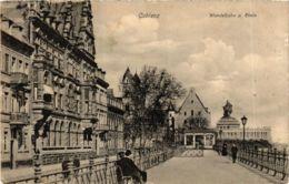 CPA AK Koblenz- Wandelbahn GERMANY (903590) - Koblenz