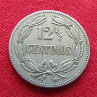 Venezuela 12 1/2 Centimos 1945 Y# 30a - Venezuela