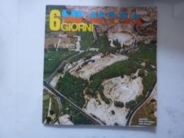 """Pieghevole Illustrato """"6 GIORNI SIRACUSA - EPT""""  Siracusa 1980 - Dépliants Turistici"""