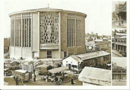 Reproduction Carte Postale Semi Moderne - Yvetot - Église Saint Pierre - Neuve - Yvetot