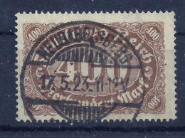 Deutsches Reich 222 A Gest., Geprüft Infla - Germany