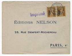 Cover - Switzerland - Basel 1930 - Suiza