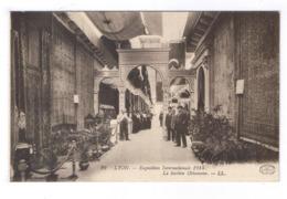 LYON  EXPOSITION INTERNATIONALE 1914 LA SECTION OTTOMANE - Lyon