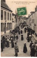 45 - CHATILLON SUR LOIRE - RUE FRANCHE - MARCHE AUX POMMES DE TERRE - 45-312 - Chatillon Sur Loire