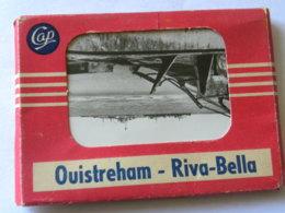 (14) Calvados - Ouistreham - Riva Bella - Pochette De 10 Petites Photos - Ouistreham