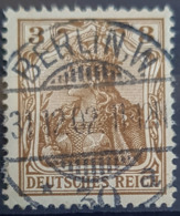 DEUTSCHES REICH 1902 - Nice BERLIN Cancel! - Mi 69 - 3pf - Usados