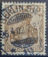 DEUTSCHES REICH 1902 - Nice BERLIN Cancel! - Mi 69 - 3pf - Gebruikt