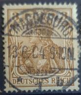 DEUTSCHES REICH 1902 - Nice MAGDEBURG Cancel! - Mi 69 - 3pf - Gebruikt