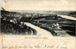 CPA AK Koblenz- Blick Vom Rittersturz GERMANY (904014) - Koblenz